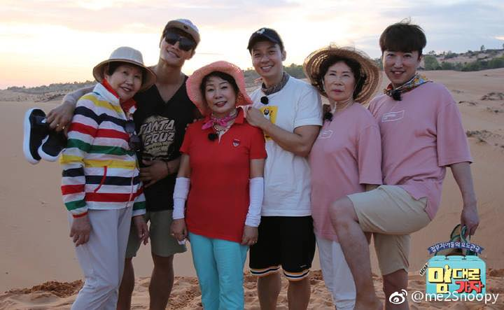 Kim Jong Kook cùng mẹ chơi trượt cát, đi thuyền tại Việt Nam - Ảnh 5.
