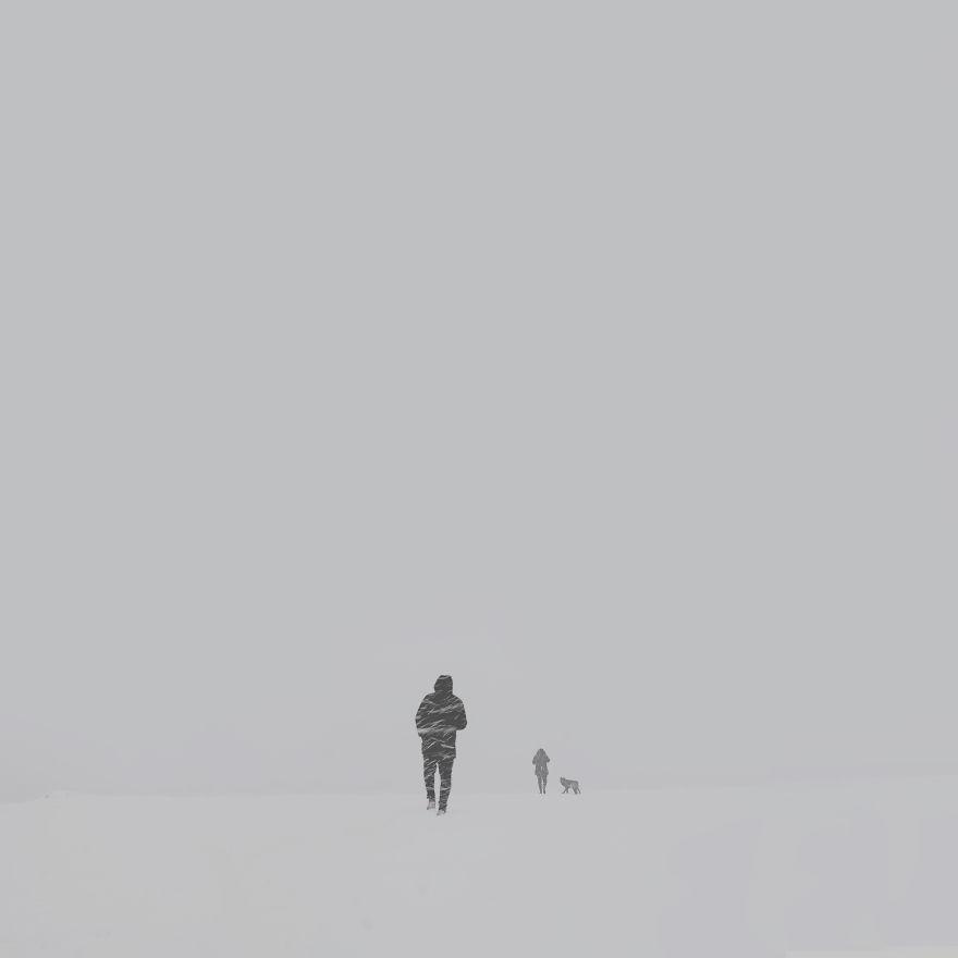 Những hình ảnh siêu thực trong thế giới của chàng trai mắc bệnh trầm cảm - Ảnh 21.
