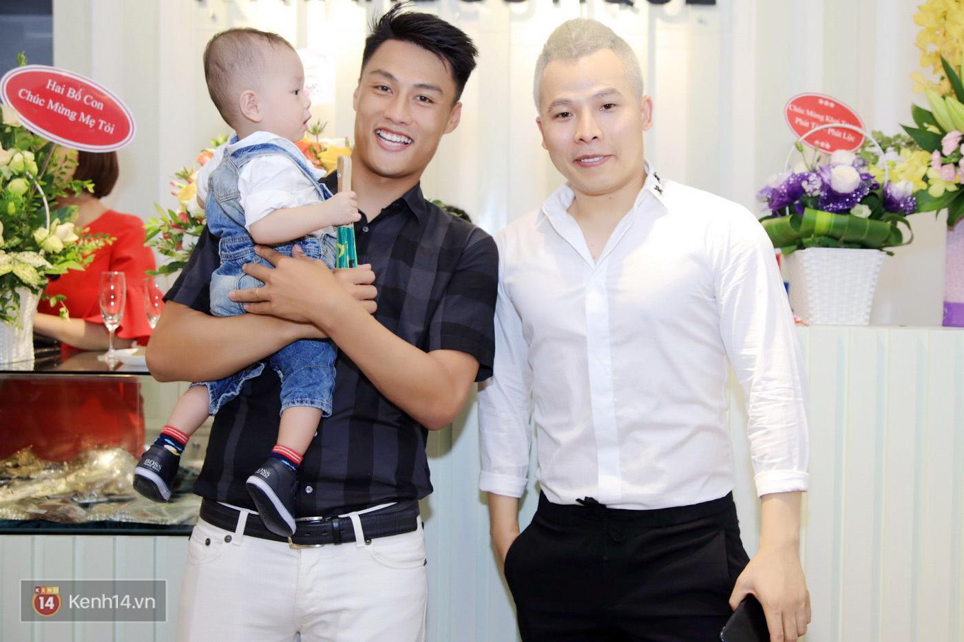 Ngọc Trinh bay ra Hà Nội chúc mừng gia đình Kỳ Hân - Mạc Hồng Quân - Ảnh 6.