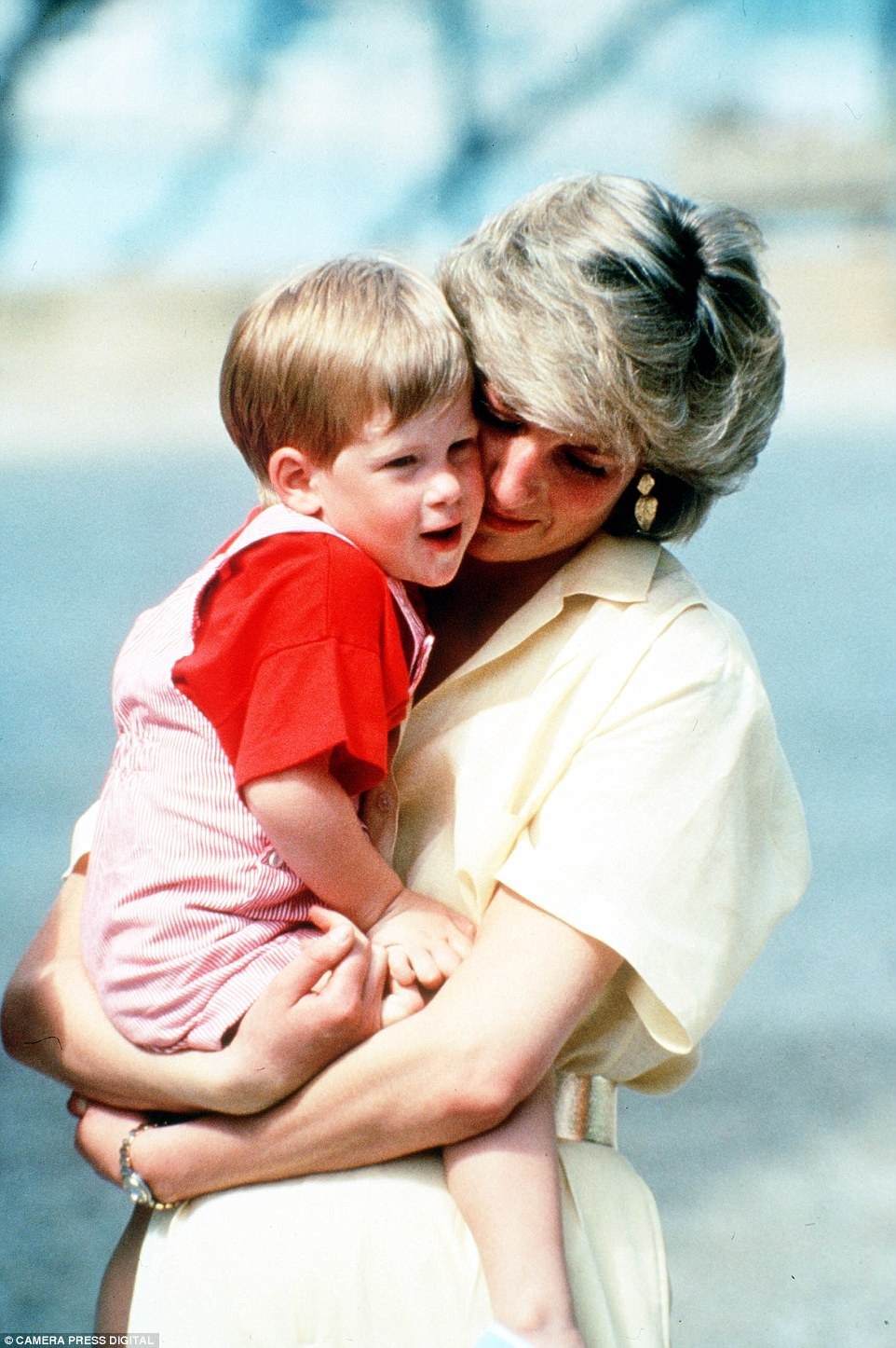 Chùm ảnh: Những khoảnh khắc hạnh phúc và ngọt ngào của Công nương Diana bên các con - Ảnh 5.