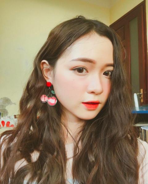 Hoá ra trường chuyên ĐH Vinh (Nghệ An) cũng nhiều con gái xinh ghê! - Ảnh 2.
