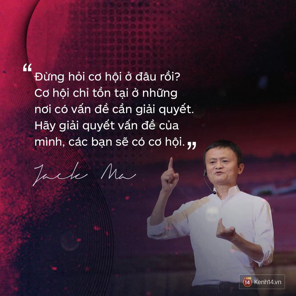 Loạt phát ngôn đầy cảm hứng tỷ phú Jack Ma vừa gửi đến các bạn trẻ Việt Nam - Ảnh 17.