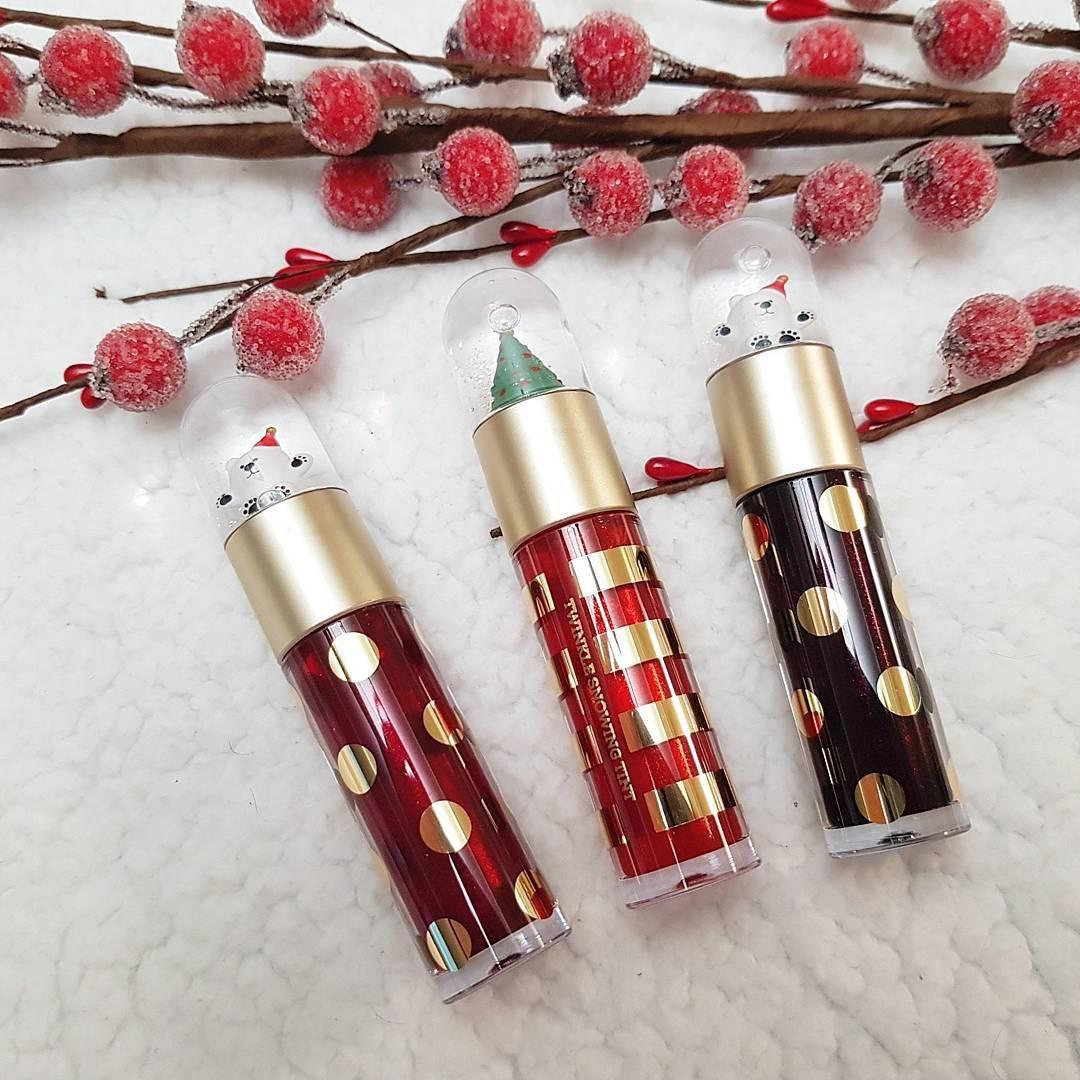 Hội mê son Hàn chẳng thể bỏ qua 6 thỏi son đẹp lung linh dành riêng cho mùa lễ hội năm nay - Ảnh 18.