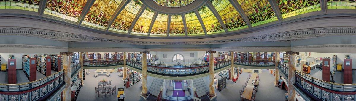 19 thư viện có kiến trúc tuyệt đẹp tại Mỹ - Ảnh 18.