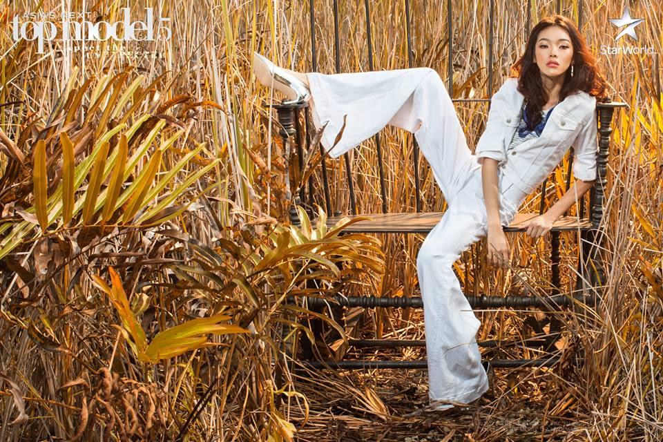 Lại ngất xỉu, nhưng Minh Tú vươn lên hẳn thứ 2 Asias Next Top Model! - Ảnh 11.