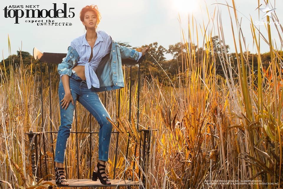 Lại ngất xỉu, nhưng Minh Tú vươn lên hẳn thứ 2 Asias Next Top Model! - Ảnh 10.
