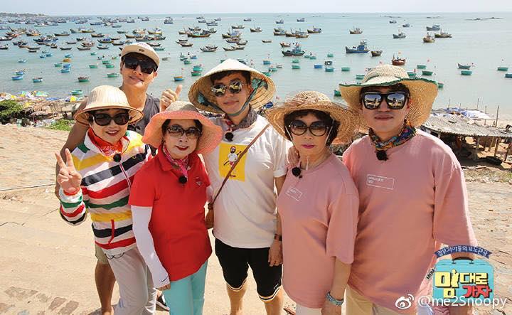 Kim Jong Kook cùng mẹ chơi trượt cát, đi thuyền tại Việt Nam - Ảnh 6.