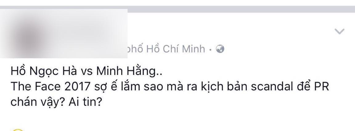 Dân mạng dậy sóng khi Minh Hằng tiết lộ Hà Hồ chèn ép mình - Ảnh 7.