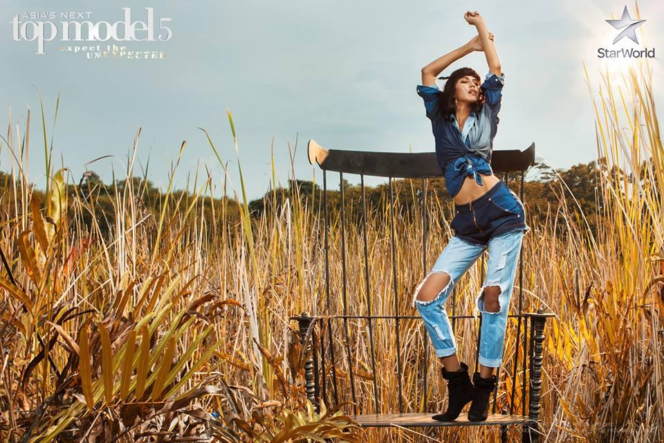 Lại ngất xỉu, nhưng Minh Tú vươn lên hẳn thứ 2 Asias Next Top Model! - Ảnh 13.