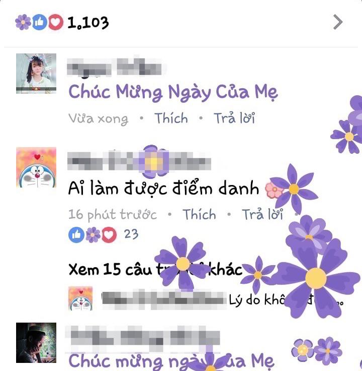 Facebook vừa cho gửi thiệp và thả triệu hoa trong Ngày Của Mẹ, bạn đã làm chưa? - Ảnh 4.