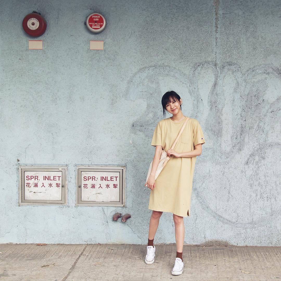 Đến con gái cũng thích mê gương mặt nhìn là muốn yêu luôn của cô bạn Hongkong này - Ảnh 5.