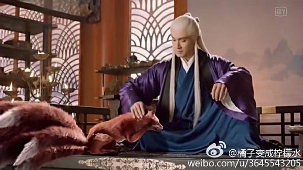 """Tam Sinh Tam Thế: Đố cọc tìm trâu nào đáng yêu như """"Phượng Cửu"""" Địch Lệ Nhiệt Ba! - Ảnh 19."""