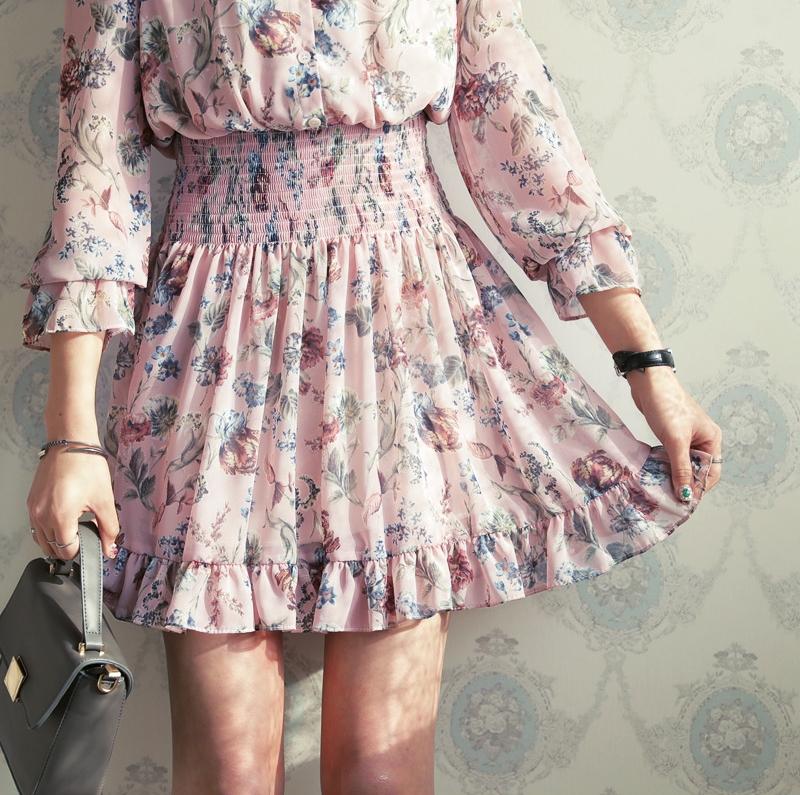 Mùa mặc váy hoa lại đến, update ngay xem trend váy hoa năm nay có gì hot - Ảnh 18.