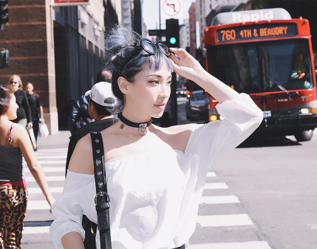 Không chỉ blogger Hàn, blogger Trung Quốc cũng toàn những cô nàng vừa xinh vừa giỏi - Ảnh 12.