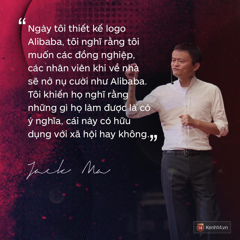 Loạt phát ngôn đầy cảm hứng tỷ phú Jack Ma vừa gửi đến các bạn trẻ Việt Nam - Ảnh 18.
