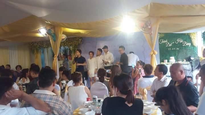 Lộ ảnh làm dấy lên nghi vấn Hải Băng bí mật tổ chức lễ đính hôn với Thành Đạt vào năm 2016 - Ảnh 2.