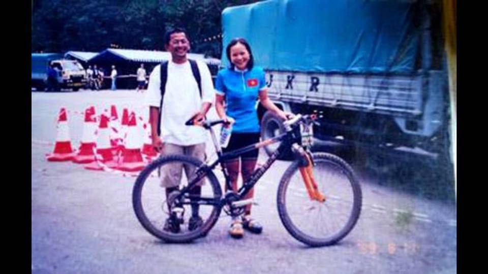 Nguyễn Thị Thanh Huyền: Nước mắt đắng cay của nhà vô địch xe đạp địa hình châu Á - Ảnh 2.