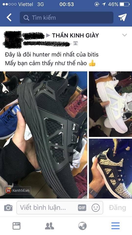 Thiết kế mới nhất trong dòng giày Bitis Hunter được hé lộ: mang tính đột phá hay chỉ là đạo nhái rẻ tiền? - Ảnh 4.