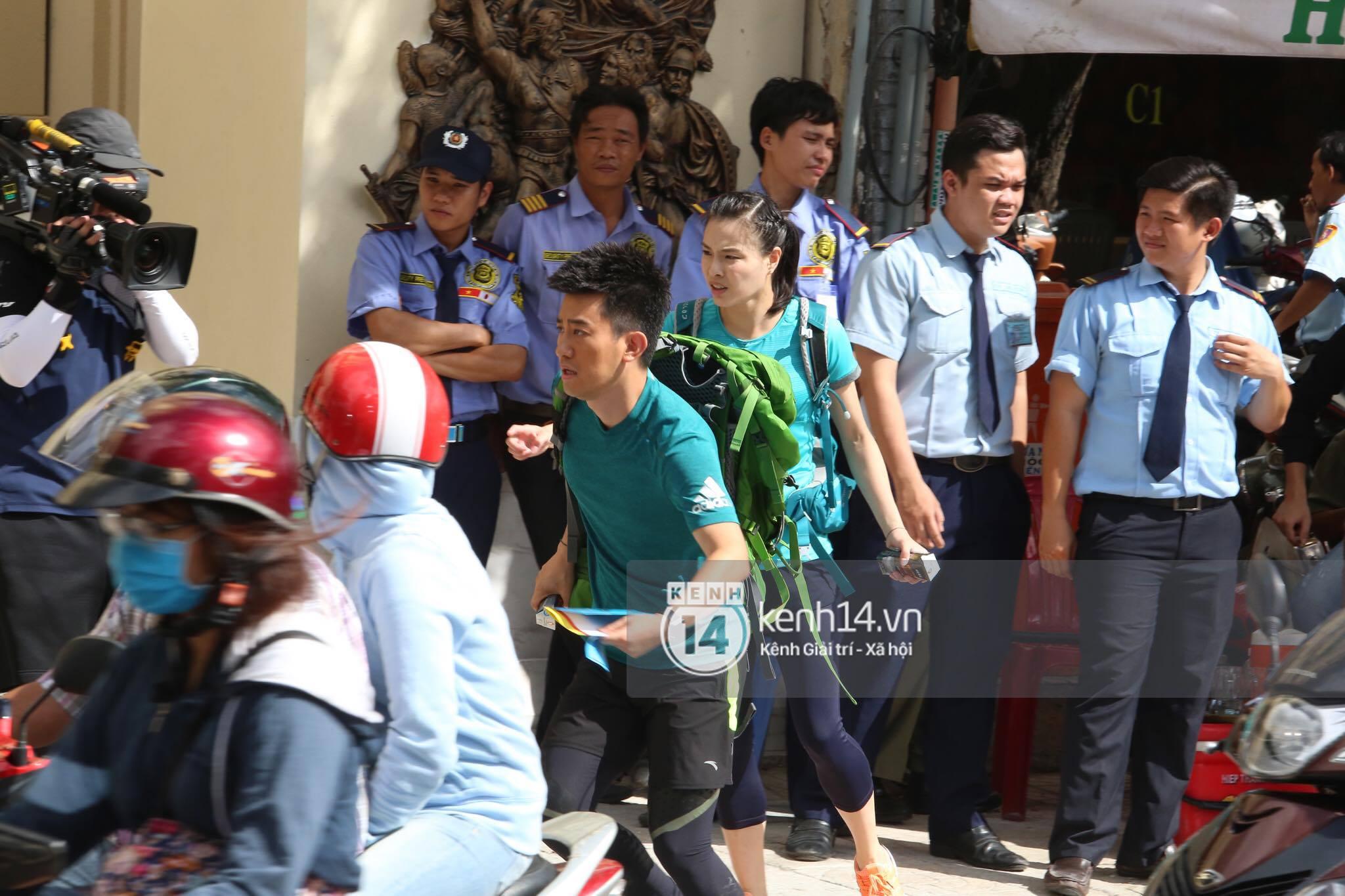 Amazing Race Trung Quốc tại Việt Nam: Vương Lệ Khôn - Trịnh Nguyên Sướng mặc áo dài, kiệt sức dưới trời nắng - Ảnh 38.