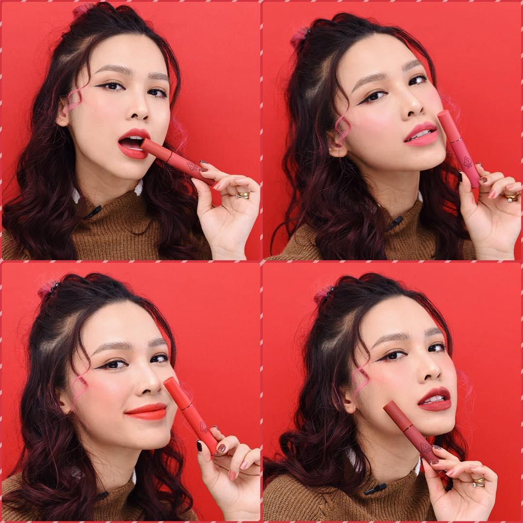 5 thỏi son kem lì Hàn Quốc dưới 400.000 VNĐ đang được con gái Việt hóng mua nhiều nhất mùa lạnh này - Ảnh 2.