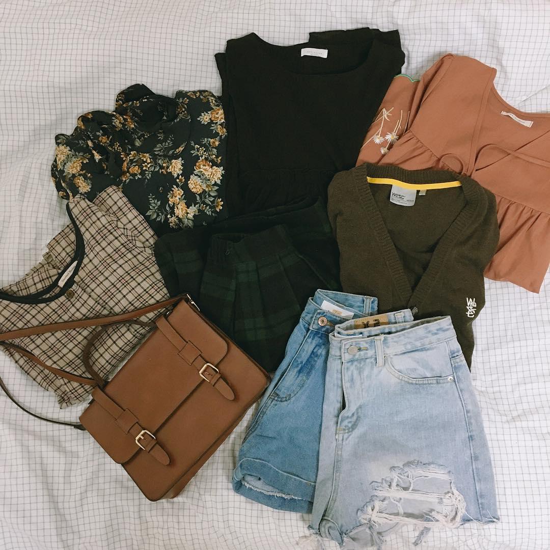 Ai bảo túi đi học không thể trendy? Đây là 5 kiểu túi cực xinh và chất mà các nàng có thể diện đến trường - Ảnh 4.