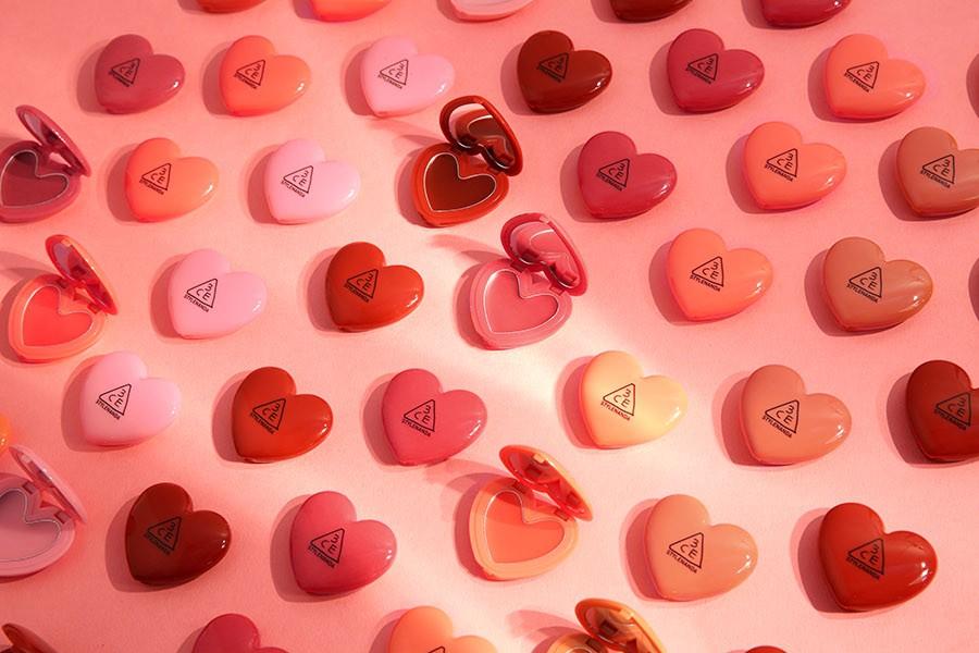 Sau son hoa hồng giá rẻ, 3CE tiếp tục tung son dưỡng có màu hình trái tim giá 165.000 VNĐ - Ảnh 3.
