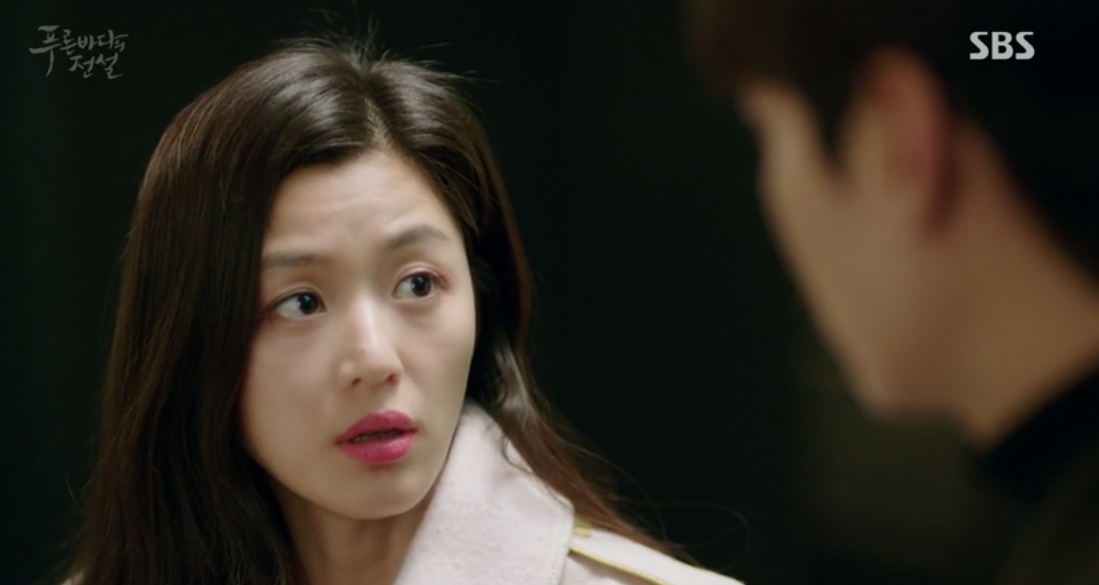 Huyền Thoại Biển Xanh: Đây là tiên cá Jeon Ji Hyun trong lần đầu đi quẩy! - Ảnh 17.