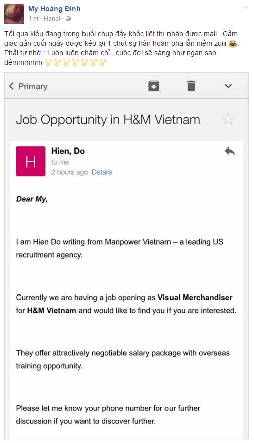 H&M rục rịch tuyển dụng nhân sự, dự kiến mở store ở cả Hà Nội và TP.HCM vào quý 3/2017 - Ảnh 1.