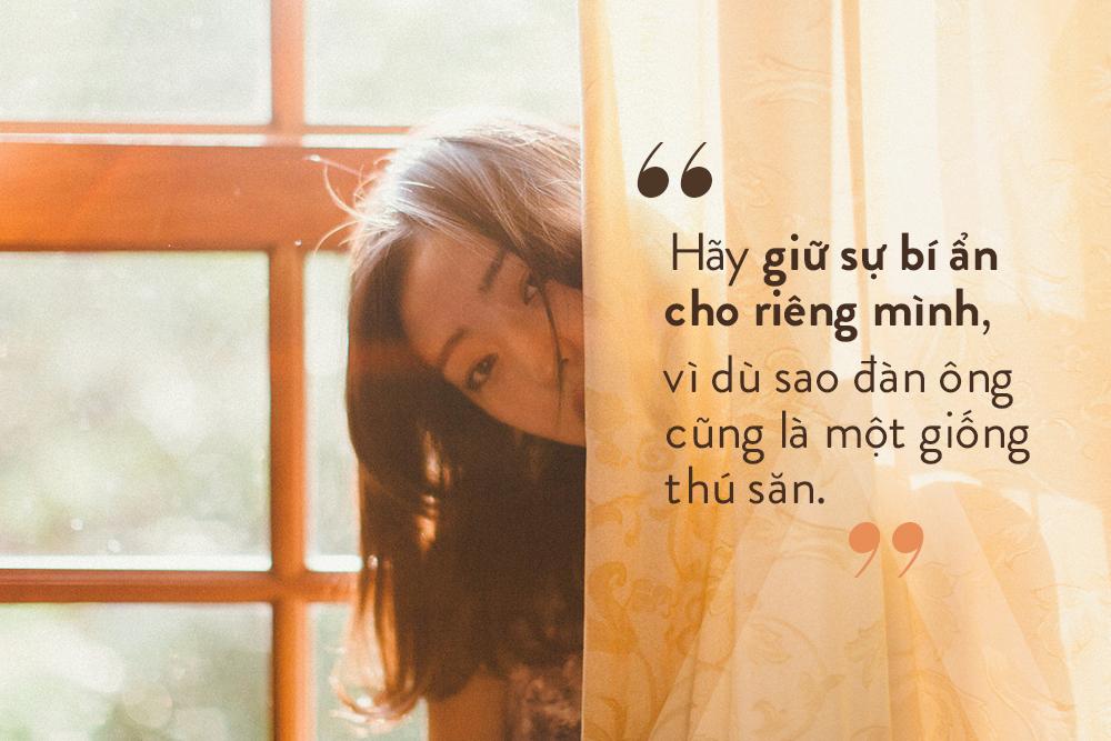 15 chân lý về tình yêu và cuộc sống mà phụ nữ chắc chắn phải biết để sống rực rỡ như những đóa hoa - Ảnh 3.