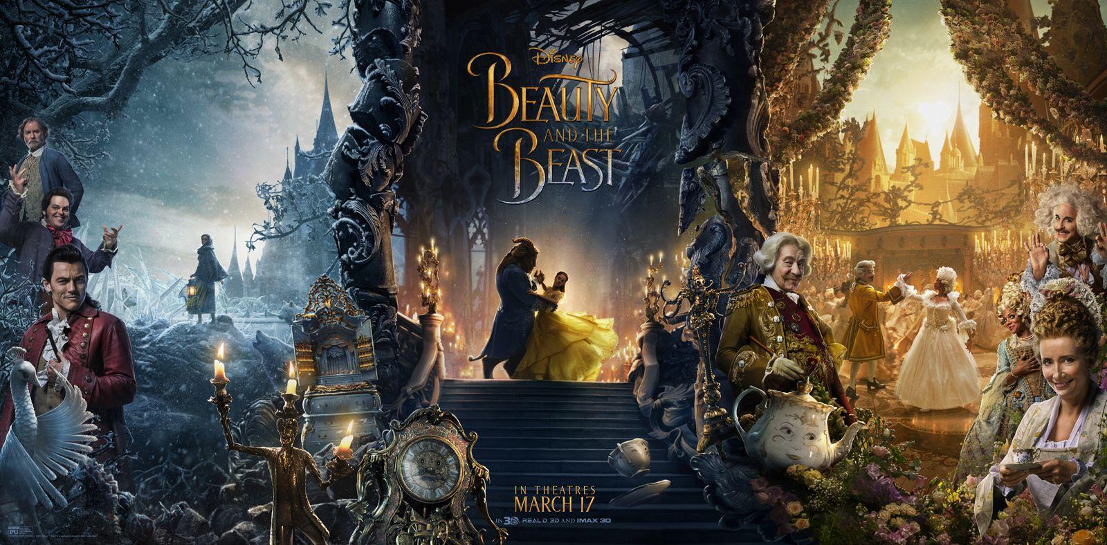 """""""Beauty and the Beast"""" đập tan 5 kỷ lục phòng vé - Ảnh 2."""