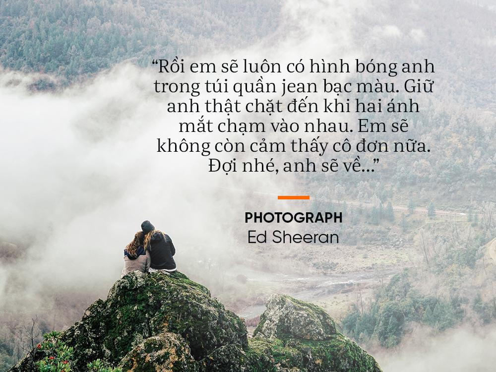 Học yêu qua 13 bản tình ca lãng mạn và chạm đến trái tim của Ed Sheeran - Ảnh 11.