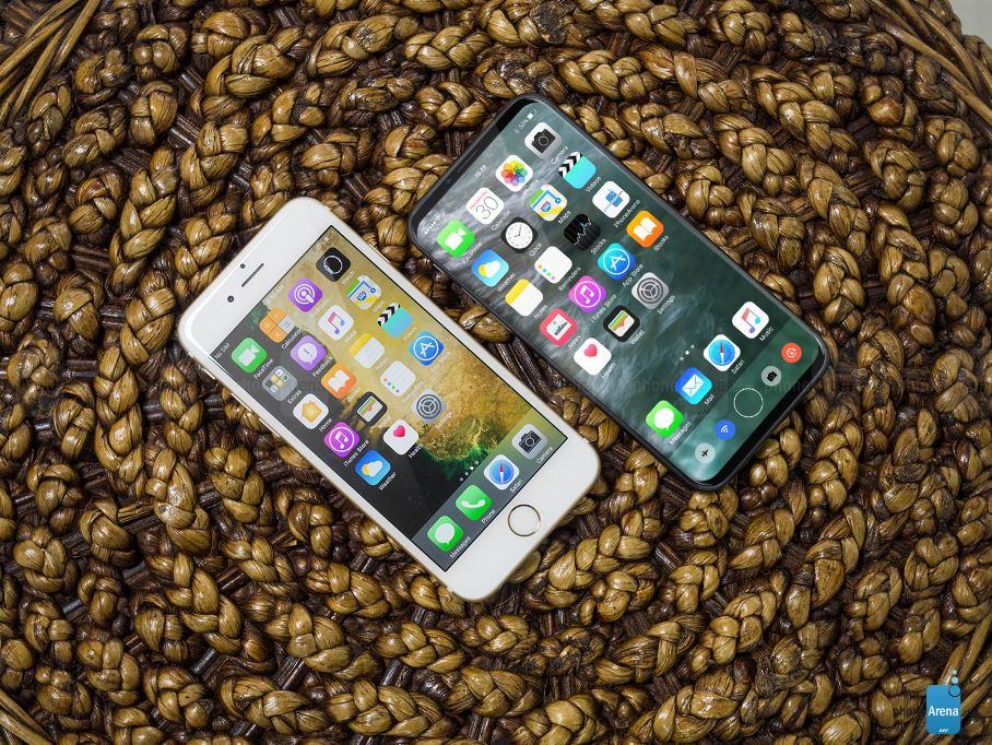 Ngắm iPhone 8 đẹp ngất ngây mà chúng ta ai cũng ao ước - Ảnh 1.