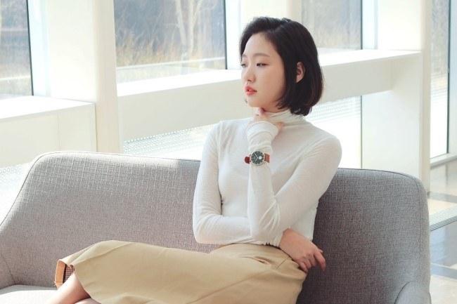 Trước bị chê xấu, nữ diễn viên Goblin Kim Go Eun đột ngột gây chú ý vì quá xinh đẹp - Ảnh 11.