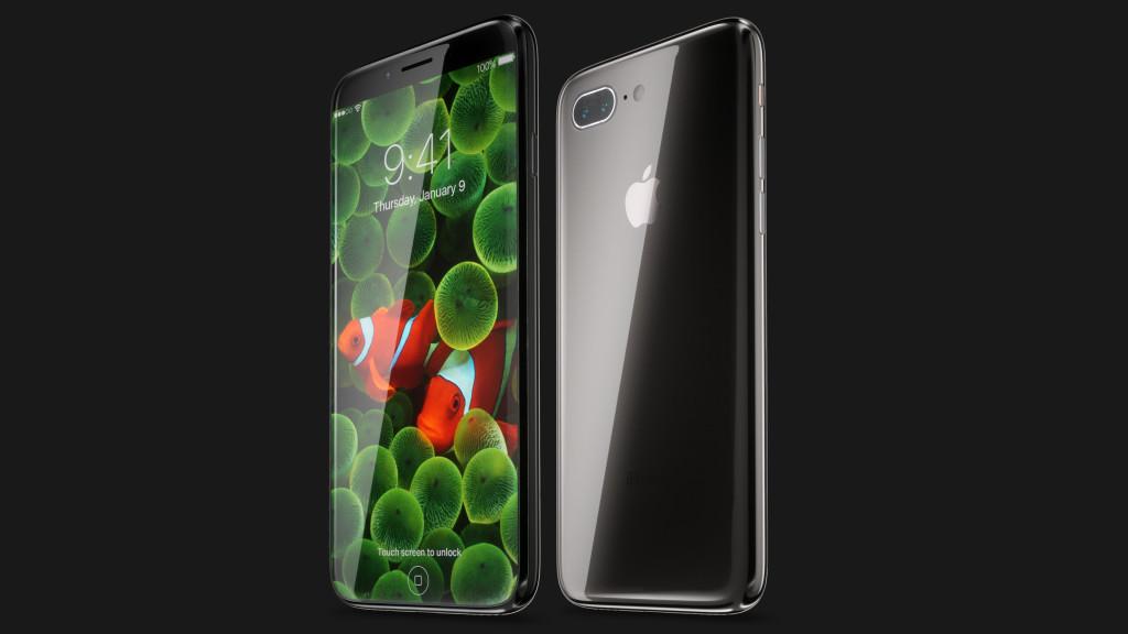 Ngắm concept iPhone 8 đẹp không tì vết mà ai cũng thèm muốn - Ảnh 2.