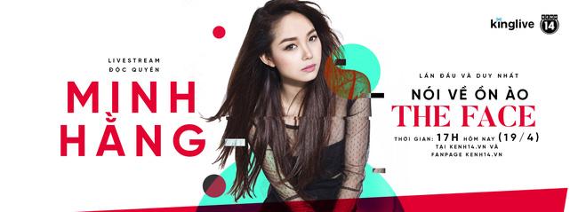 Minh Hằng đã từ chối 2 show truyền hình để ngồi ghế nóng The Face - Ảnh 1.