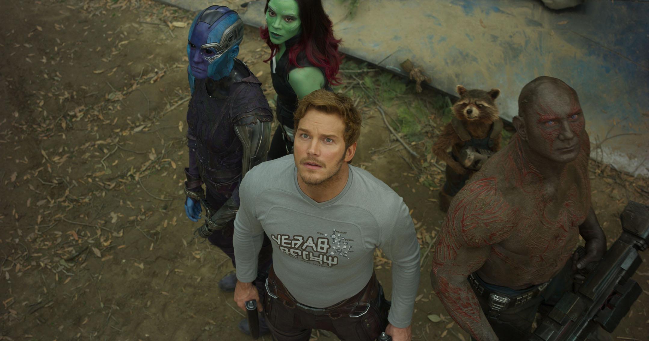 Guardians of the Galaxy Vol. 2 - Bộ phim hài hước nhất Vũ trụ điện ảnh Marvel - Ảnh 2.