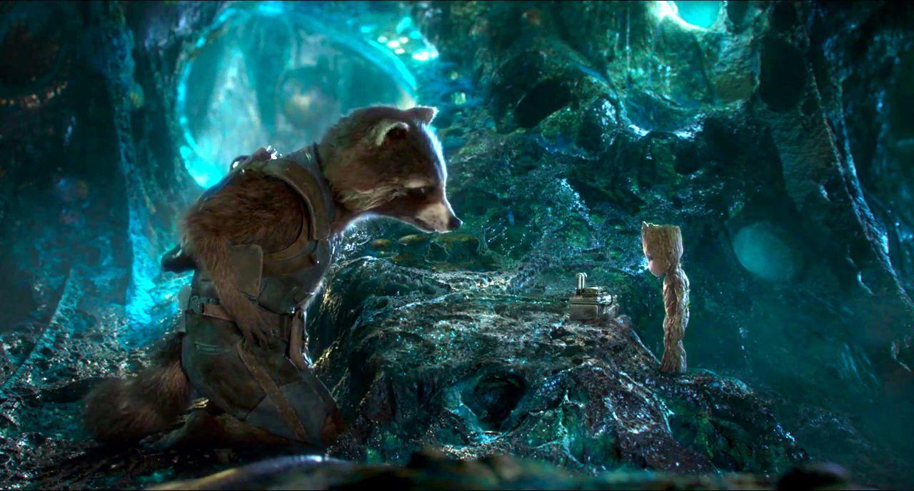 Phòng vé Bắc Mỹ điên đảo vì độ cute của Guardians of the Galaxy Vol. 2 - Ảnh 3.
