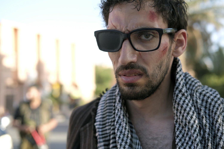 Tập 6 Vượt Ngục mùa 5: Cuộc rượt đuổi nghẹt thở trên sa mạc - Ảnh 2.