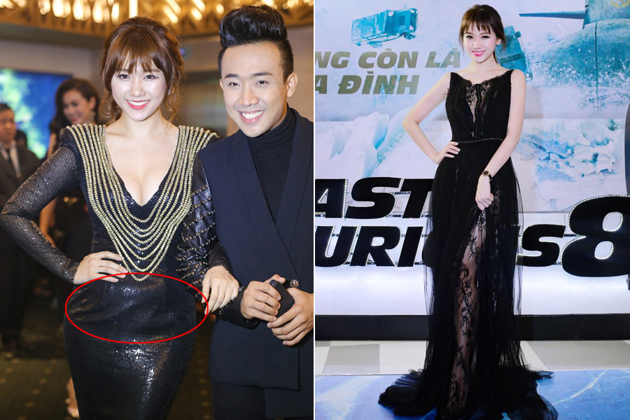 Trước và sau khi nỗ lực giảm cân, phong cách thời trang của Hari Won đúng là thay đổi chóng mặt! - Ảnh 3.