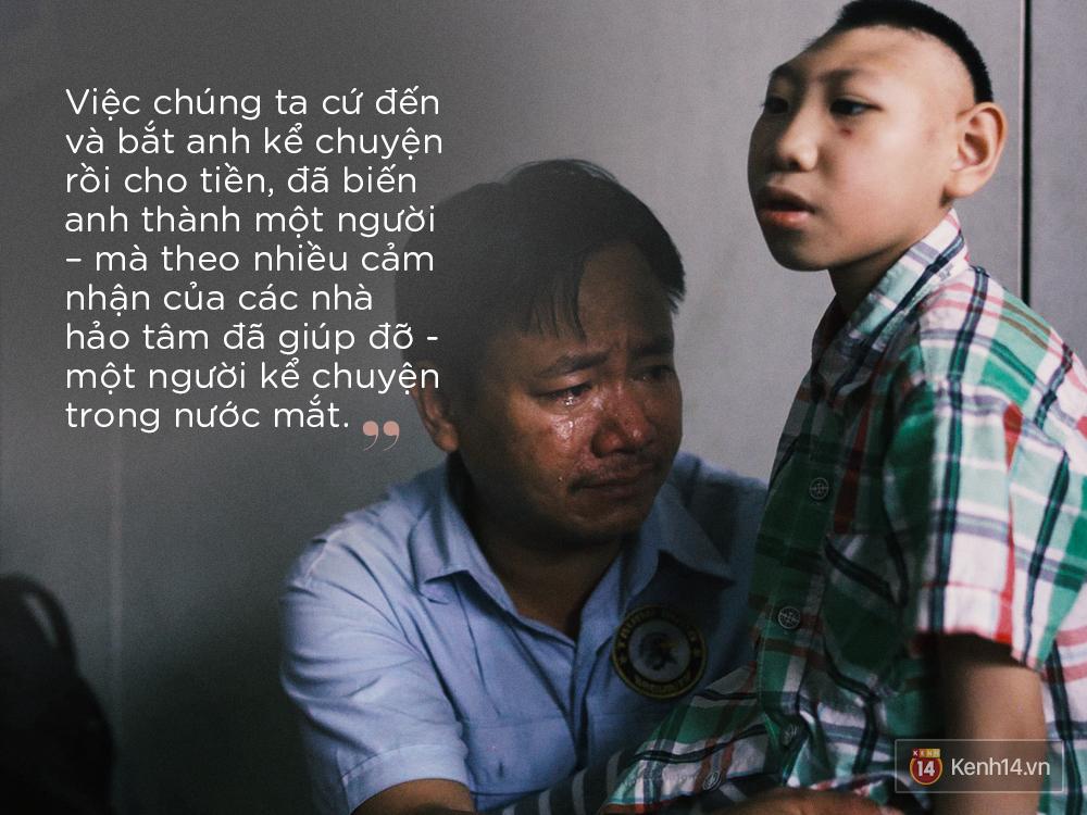 Đừng khiến ông bố nuôi 2 con bại não trở thành người kể chuyện trong nước mắt một cách chuyên nghiệp - Ảnh 3.