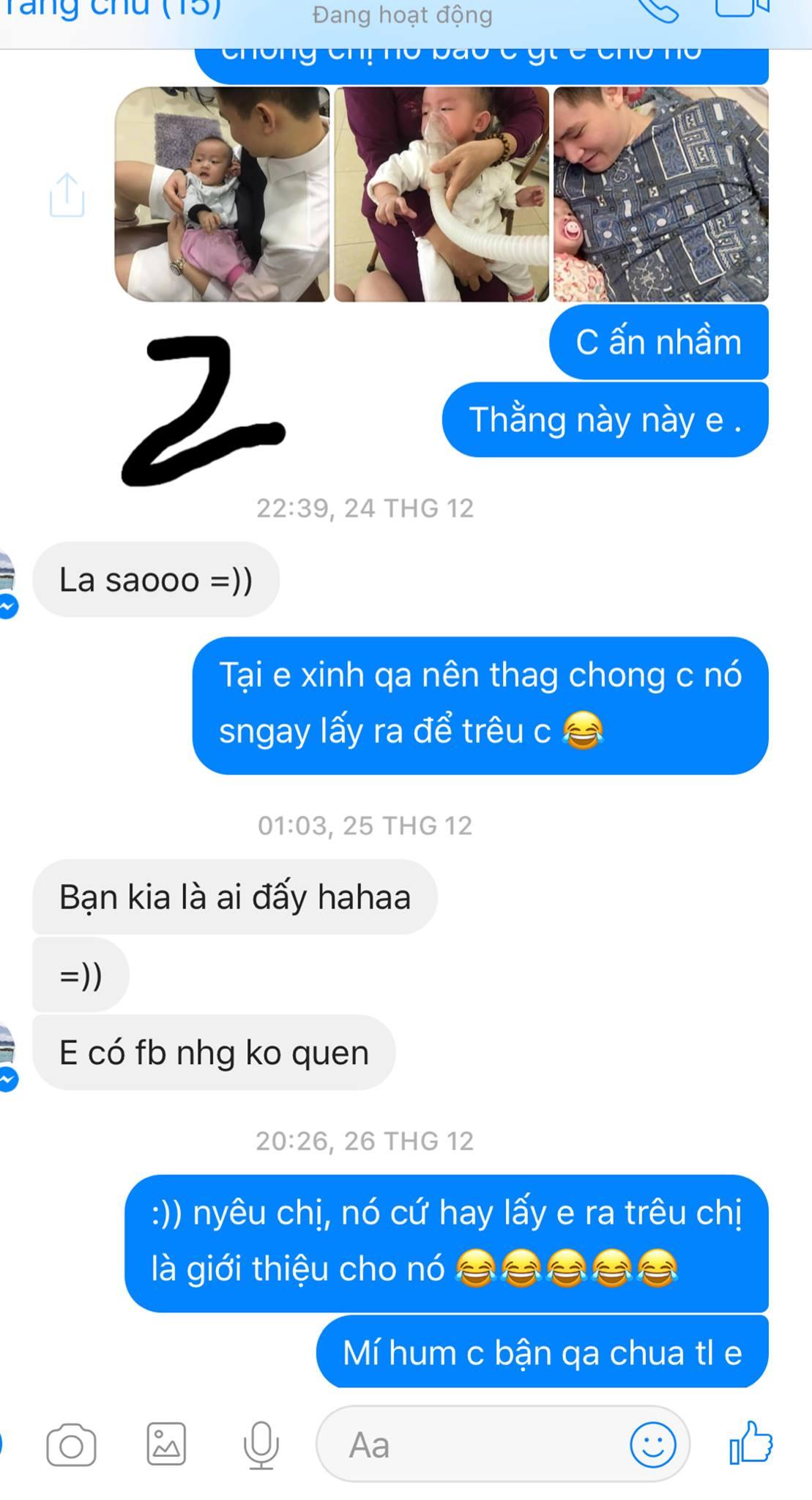 Cô gái tố Á hậu thả thính bạn trai chỉnh sửa nội dung đoạn chat sau khi làm việc với luật sư của Huyền My - Ảnh 2.