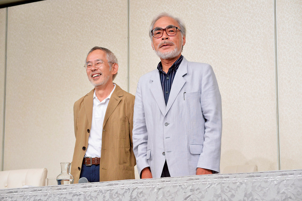 """Ai là người đứng sau thành công của """"cha đẻ Ghibli"""" Hayao Miyazaki? - Ảnh 3."""