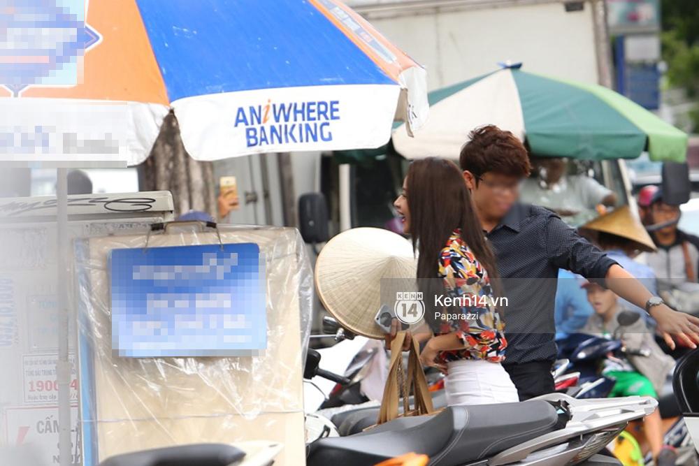 Bắt gặp rapper San E bất ngờ xuất hiện tại Việt Nam, cùng Chi Pu hẹn hò đi ăn trưa - Ảnh 2.