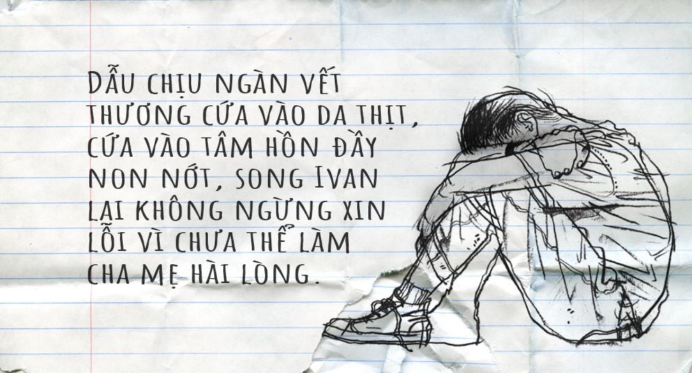Bức thư đầy ám ảnh của bé 7 tuổi bị mẹ bạo hành đến chết: Con yêu mẹ! Con muốn được một lần nghe mẹ nói yêu con - Ảnh 1.
