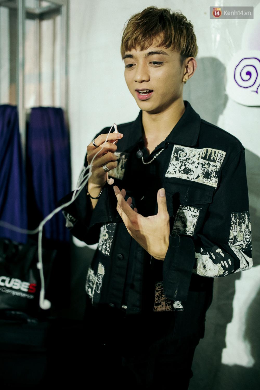 Soobin Hoàng Sơn lần đầu xuất hiện sau đoạn clip thân mật với Hiền Hồ (The Voice) bị rò rỉ - Ảnh 3.