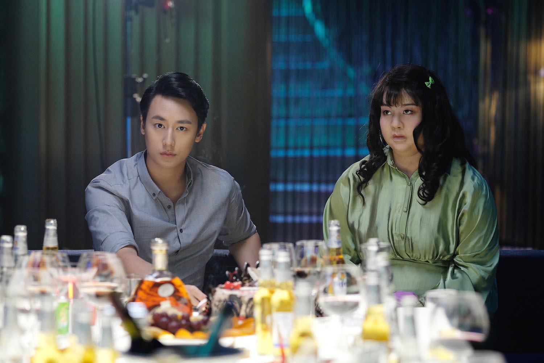 Sắc đẹp ngàn cân của Minh Hằng tung trailer hấp dẫn nhưng gây nghi ngờ về âm nhạc - Ảnh 2.