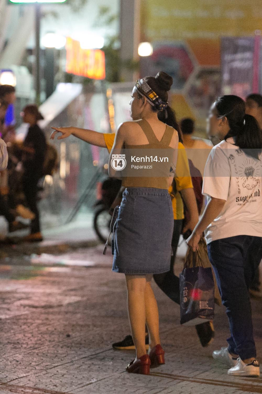 Clip: Hé lộ diễn xuất, nhan sắc khi chưa photoshop của Chi Pu, Lan Ngọc trong phim She was pretty bản Việt - Ảnh 3.