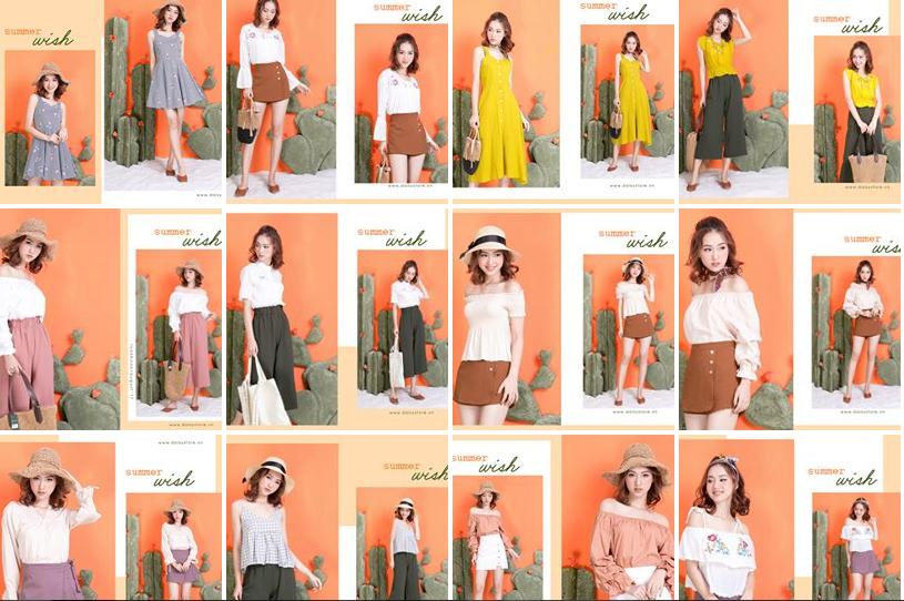 Đồ đẹp, trendy mà giá lại mềm, đây là 15 shop thời trang được giới trẻ Hà Nội kết nhất hiện nay - Ảnh 4.