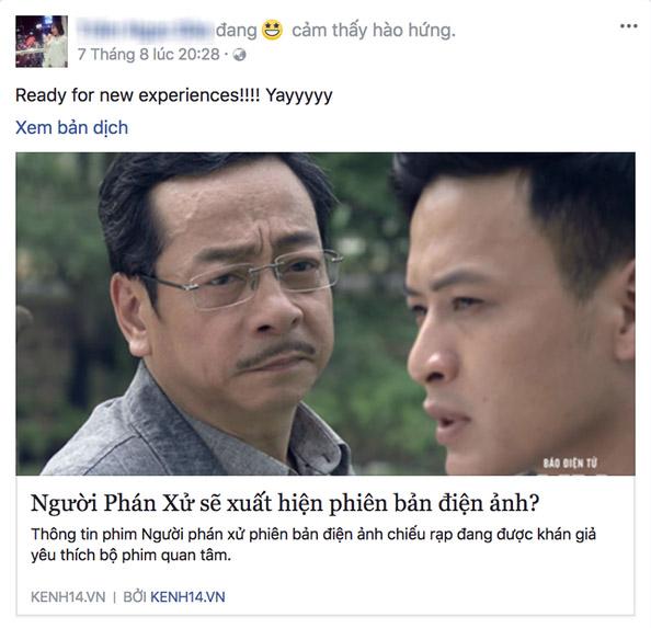 Nghi vấn đạo diễn Quang Huy sẽ sản xuất Người Phán Xử bản điện ảnh? - Ảnh 2.