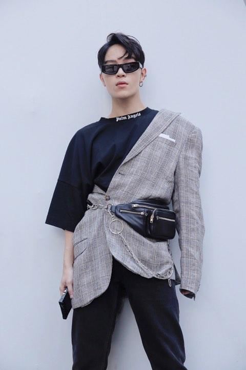 Lần đầu đến Malaysia dự fashion week, Kelbin Lei không ngờ giới trẻ ở đây biết rõ về mình - Ảnh 6.